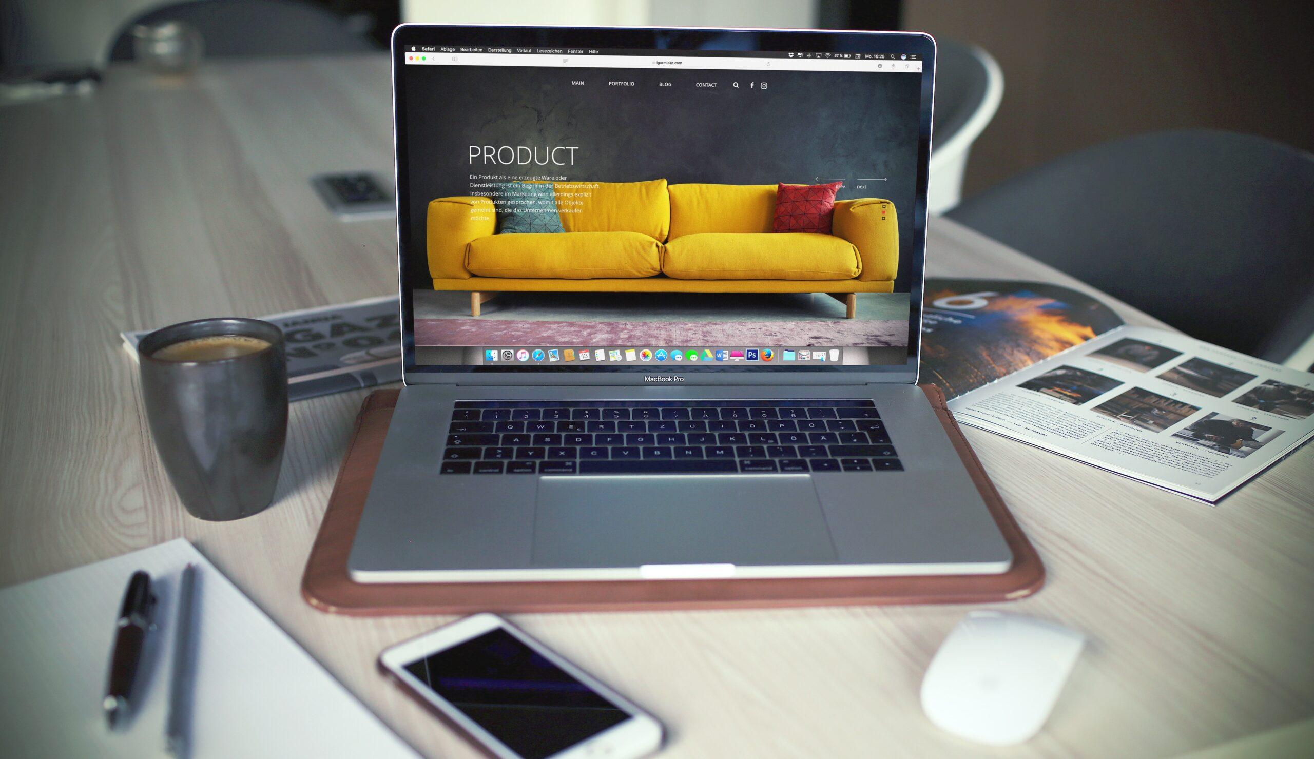 GHC GmbH Website Design Offer